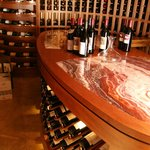 "Wine Cellar, Wine Spectator's ""Award of Excellence"" since 2004.  Best valve wine list!"