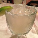 must try a margarita. fresh squeezes lime juice. no mix. delish.