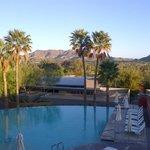 Pool at Sunrise!