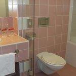 la salle de bain (chambre 348)