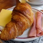 best croissant i've had in a LONG time!, star hotel b&b