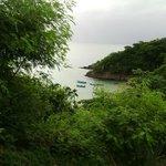 Vista a playa Joao Fernandinho
