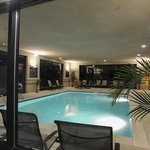 Pool - Nightime