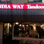 Foto de India Way Tandoori Restaurant