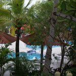 View from the room we were in