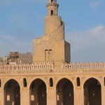 the minaret of Ibn tulun mosque