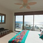Diamond Penthouse Master Bedroom View