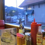 an oldfashioned diner