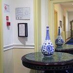 corridoio camere (le ceramiche)
