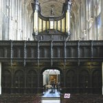 Rood Screen with Organ