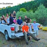 Rafting from Doubletree