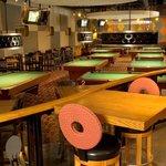 Very Cool Billiards at the North Palasad