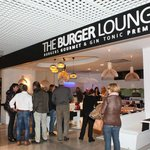 "Simplemente ""The burger lounge"""