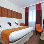 Chambre double Hôtel Kyriad Prestige Boulogne Billancourt
