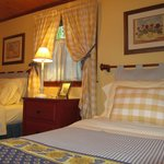 Guest House Bedroom with Two Twins
