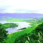 View of Savusavu Marina