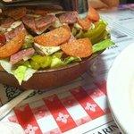 Antipasto Salad, iPhone4S