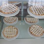 freshly baked pies ...Apple*Blueberry*Peach* Cherry*Apricot*Boysenberry