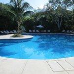 piscine tranquille