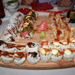Different types of Sushi!