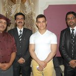 Hotel Senior with Aamir Khan