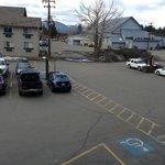 Parking lot..
