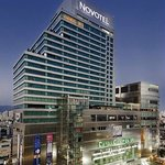 Novotel Daegu City Center by Night