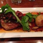 Pork Belly dinner - delicious!