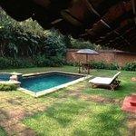 Backyard of Pool Villa