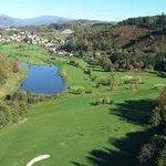 Le Golf 18 trous à deux minutes de L'AUBERGE CHEZ LEON