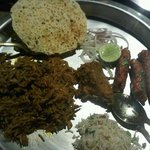 Very good Biryani rice