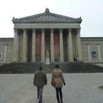 Antikensammlungen Museum Entrance