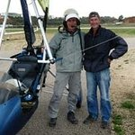 All flying gear is provided - Another happy customer!