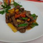 carne di maiale szechuan