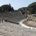 Theatre at Ostia Antica