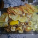 i luv seafood here also in johansberg :)