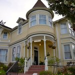 The Gosby House Inn in Pacific Grove, CA - loved it!