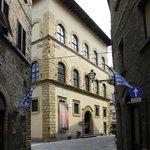 Palazzo Minucci Solaini, sede della Pinacoteca