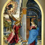 Luca Signorelli, Annunciazione, 1491