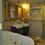 La nostra stanza da bagno