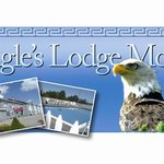 Eagles Loge Motel Logo