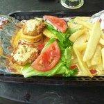 Outstanding Seafood Sliders