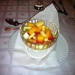 2013 03 23 Belavista Da Luz Hotel - Fresh fruit salad