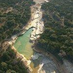 Take the Tour, 3 hour walk through 110 to 111 million years ago.