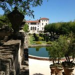 Vizcaya Estate, Miami Fl. Home of John Deering, who invented machinery such as the John Deere tr
