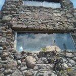 Fyah's 'volcanic' house