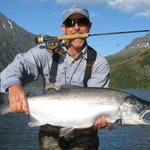 Fly Fishing for Giant Silvers