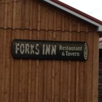 The new and improved Forks Inn
