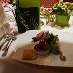 antipasto alla cena di primavera, giovedì santo 2013