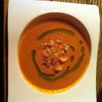 Roasted Red Pepper Soup-YUM